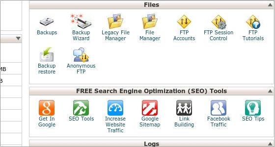 آموزش آپلود فایل در هاست دانلود cPanel