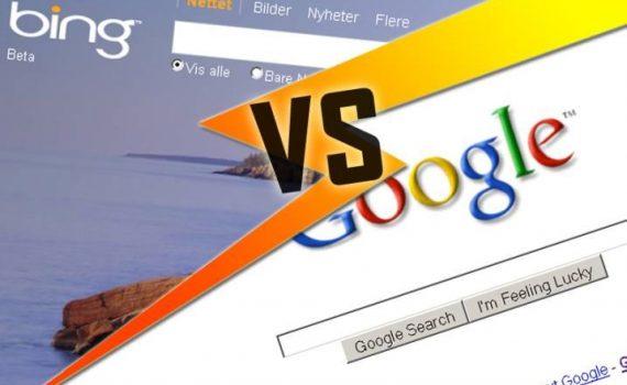 ثبت سایت در گوگل و بینگ